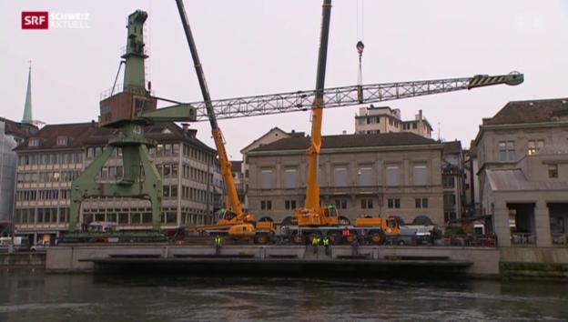Video «Schweiz aktuell vom 19.01.2015» abspielen