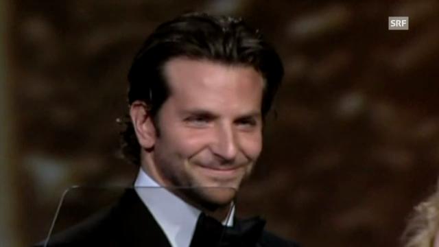 Hollywood-Stars singen für Bradley Cooper (unkomm.)