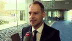 Video «Zwei Männer mit grossen Namen: Moritz Bleibtreu & Jürgen Prochnow» abspielen