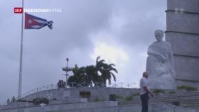Video «Kuba trauert um Castro» abspielen