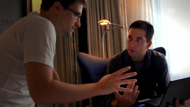 Video «Filmkritik: «Citizenfour»» abspielen
