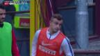 Video «Fussball: Serie A, Xherdan Shaqiri bei Inter Mailand» abspielen