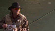 Video «Duncans Leidenschaft – das Fliegenfischen» abspielen
