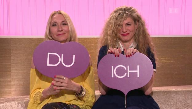 Video «Blondinen bevorzugt» abspielen
