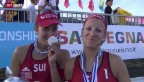 Video «Beachvolley: EM in Cagliari» abspielen
