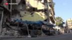 Video «Feuerpause in Aleppo wird nicht eingehalten» abspielen