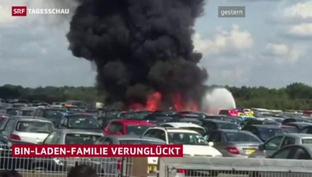 Video «Verwandte von bin Laden abgestürzt» abspielen
