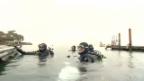 Video «Abfallberge unter Wasser» abspielen