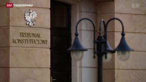 Video «Polens Parlament beschliesst umstrittene Medienreform» abspielen