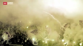 Video «Gegen Hooligan-Konkordat» abspielen
