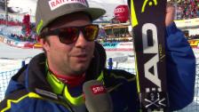 Video «Feuz: «Ein solches Rennen gibt es nur einmal im Leben»» abspielen