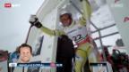 Video «Bronze für Aksel Svindal» abspielen