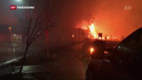 Video «Brände in Kanada weiten sich aus» abspielen