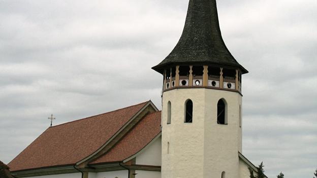 Glockengeläut der Kirche St. Martin, Tafers