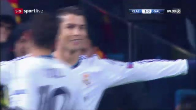 Highlights Real Madrid - Galatasaray («sportlive»)