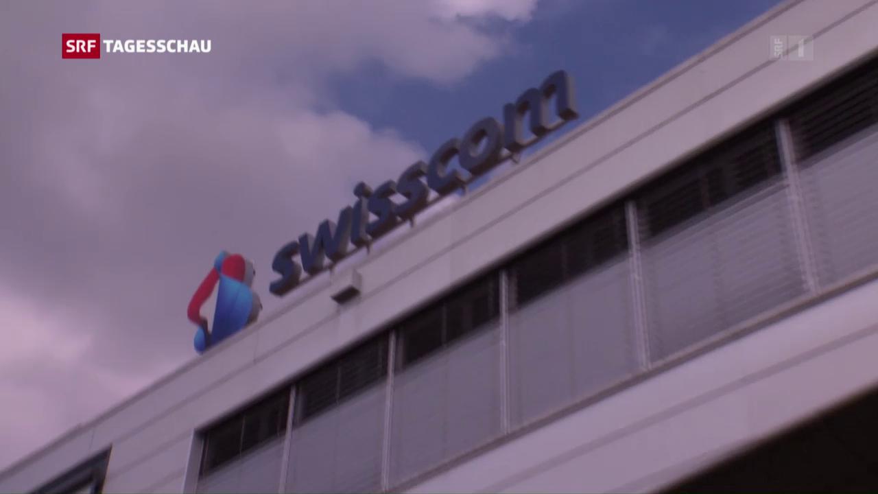 Hohe Weko-Busse für Swisscom