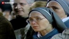 Video «Tod von Papst Johannes Paul II. (Tagesschau Spezial, 2.4.2005)» abspielen
