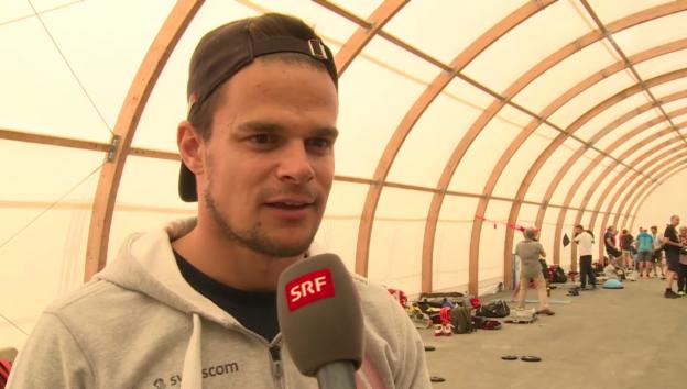 Video «Ski-Star Patrick Küng über seine Eitelkeit» abspielen