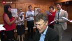 Video «Die gemeinsamen Hobbies der Parlamentarier» abspielen