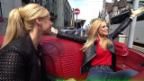 Video «Peter Reber, Jonny Fischer, Michelle Hunziker für G&G im Einsatz» abspielen