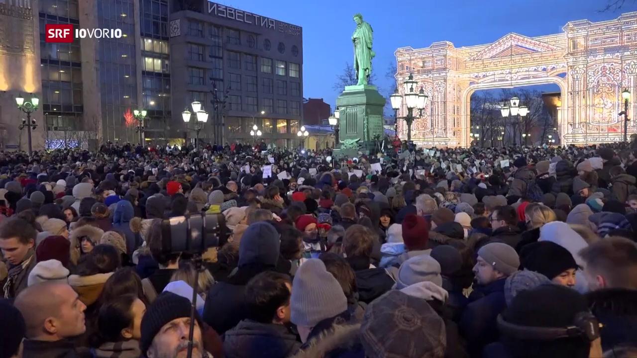 Laut den Demonstranten ist die Korruption am Brand Schuld.