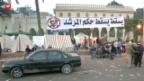 Video «Mursi will härteres Durchgreifen gegen Demonstranten» abspielen