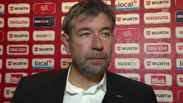 Video «Interview mit Urs Fischer («sportlive»)» abspielen
