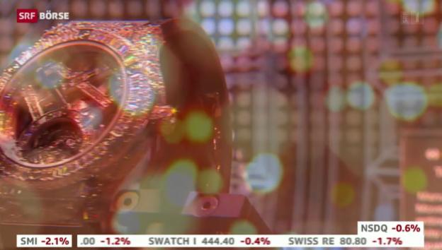 Video «SRF Börse vom 15.12.2014» abspielen