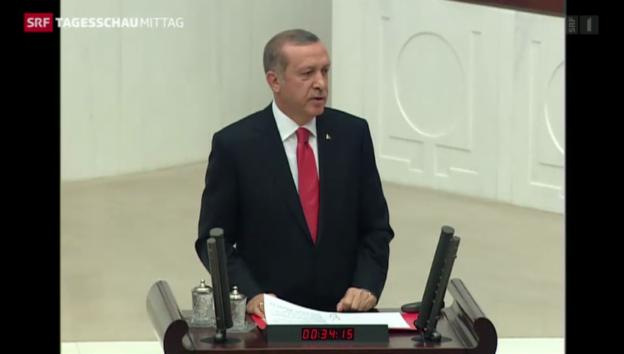 Video «Entscheidungstag in Ankara» abspielen