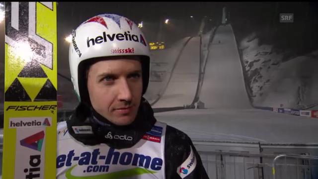 Interview mit Simon Ammann