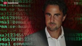 Video «Fünf Jahre Haft in für Hervé Falciani» abspielen