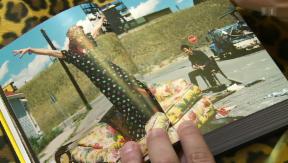 Video «Filmfestival Locarno: Ein Fotoband für die Ewigkeit» abspielen