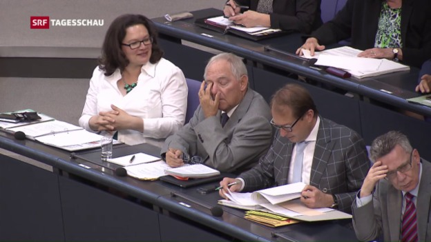 Video «Schärfere Regeln bei Sozialhilfe für EU-Bürger» abspielen