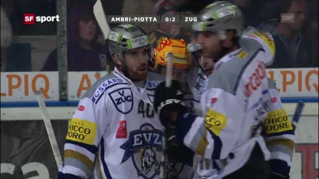 Top 1: Die Lockout-Stars begeistern auf Schweizer Eis