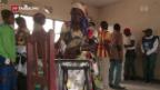 Video «Kongo wählt – einen neuen Präsidenten und das Parlament» abspielen