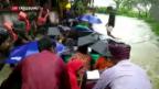 Video «Überschwemmungen in Kerala» abspielen