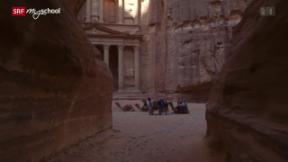 Video «Petra – Wunder in der Wüste» abspielen