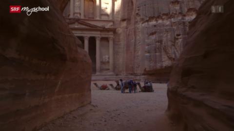 Petra – Wunder in der Wüste