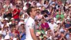 Video «Highlights Murray-Juschni («sportlive»)» abspielen