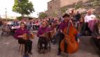 Video ««Sennagruass» mit «Dä Fuessballfan»» abspielen