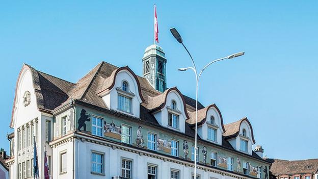 Die Kantonsverfassung vor der Revision