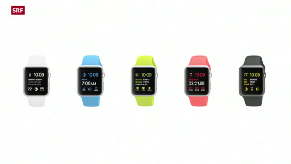 Apples neue Smart Watch