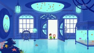 Video «Peek Zoo - S'gröschte Aquarium vo de Wält» abspielen