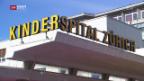 Video «Widerstand gegen neues Lohnsystem am Kinderspital Zürich» abspielen