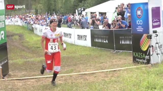 OL-WM: Langdistanz-Rennen der Frauen