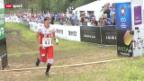 Video «OL-WM: Langdistanz-Rennen der Frauen» abspielen