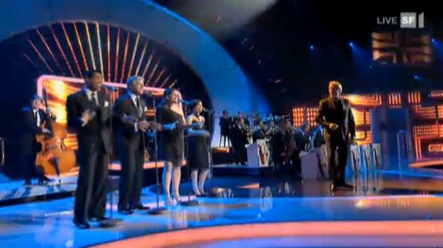 Video «Pepe Lienhard und Big Band» abspielen