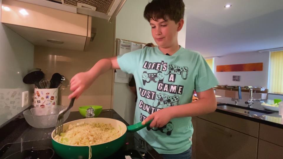 «Jetzt koche ich!» - Thai Curry Topf