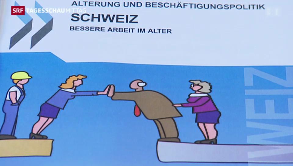 OECD veröffentlicht Bericht zu älteren Arbeitnehmern