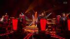 Video «Zweite Runde: «The Voice of Switzerland»» abspielen